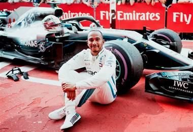 Tomada del Facebook Mercedes-AMG Petronas Motorsport