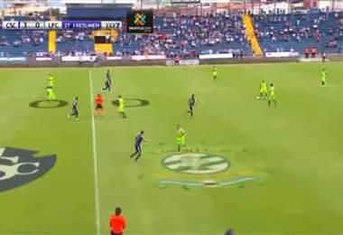 Fútbol Nacional: Cartaginés 3 - 0 Limón FC