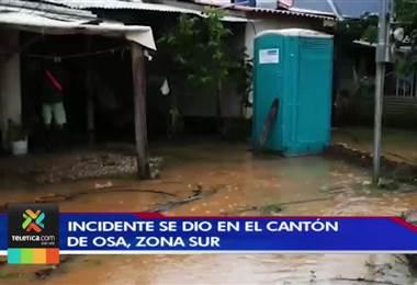 Este domingo CNE reportó 29 incidentes, 12 en la zona sur