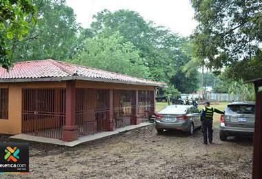 OIJ realiza allanamientos en Guanacaste