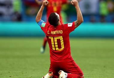 Eden Hazard. FIFA