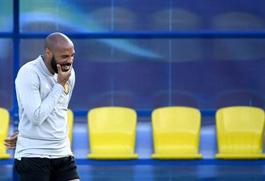 Thierry Henry. AFP