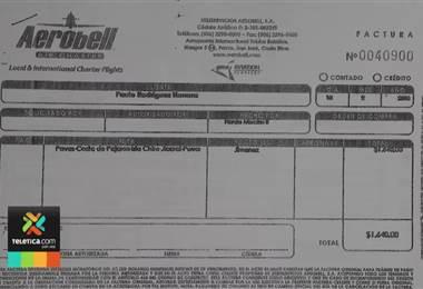 TSE remite datos a la Fiscalía de viajes realizados por Fabricio Alvarado en campaña política