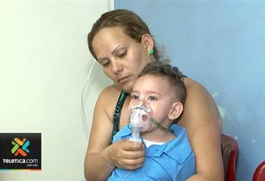 Virus respiratorios aumentaron la ocupación del hospital de Niños en las últimas semanas