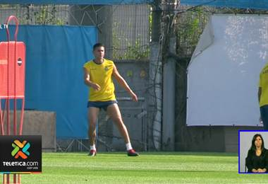 Óscar Duarte se prepara para enfrentar su cuarta temporada con el Espanyol