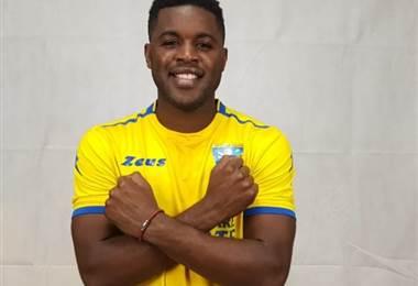 El delantero costarricense Joel Campbell.