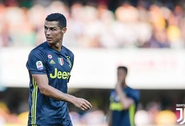 Tomada del Facebook de la Juventus