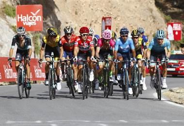 Vuelta a España 2018 |Movistar Team.