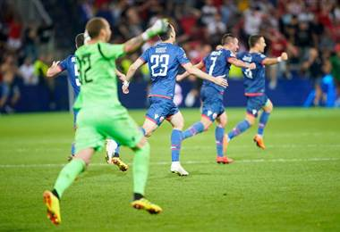 Estrella Roja de Belgrado. UEFA Champions League