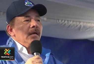 Ortega arremete contra ONU que denuncio violación de DDHH en Nicaragua
