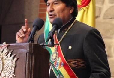 Roban la medalla presidencial de Bolivia mientras su custodio fue a prostíbulos