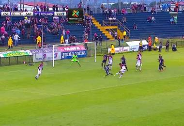 Fútbol Nacional: Cartaginés 0 - 1 Saprissa
