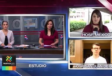 Hospital México abre sus puertas a los asegurados