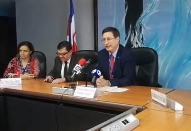 Román Macaya, presidente ejecutivo de la CCSS.