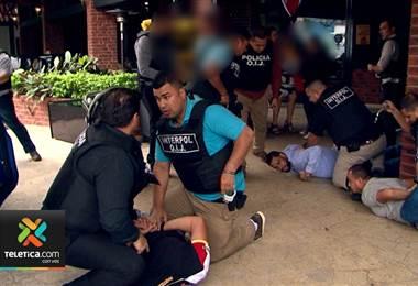 Interpol Costa Rica detectó a hijo de magistrado nicaragüense con narco requerido por la DEA