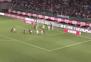 Resumen Amistoso Internacional: Japón 3 - 0 Costa Rica 11 Setiembre 2018