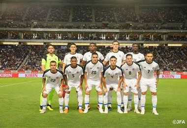 Selección de Costa Rica |Facebook Federación Costarricense de Fútbol.