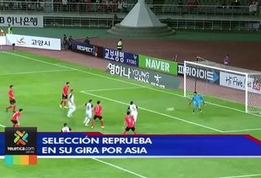 Selección Nacional reprobó por su gira asiática