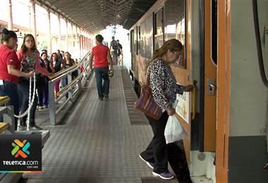 A partir de este martes habrá más recorridos de trenes en el Área Metropolitana