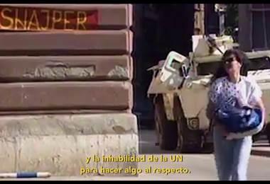 Documental Scream for me Sarajevo