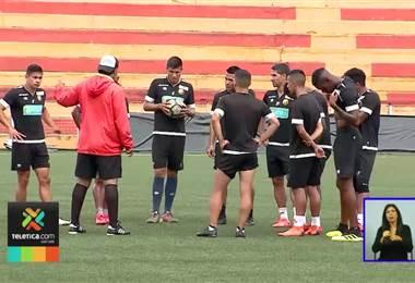 Jafet Soto volverá a alinear a los jugadores en sus puestos habituales