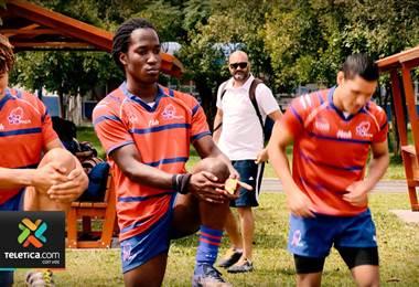 Conozca a dos jóvenes luchadores integrantes de la selección nacional de rugby