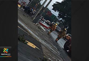 Fuertes lluvias con viento arrancaron ramas y afectaron propiedades en La Valencia