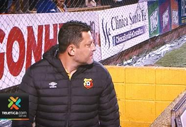 Jugadores del Herediano respaldan el regreso de Jafet Soto al banquillo