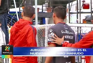 Jurguens Montenegro es el nuevo cachorro de Alajuelense