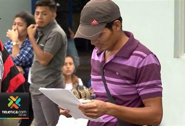 Solicitudes de refugio por parte de nicaragüenses disminuyó considerablemente