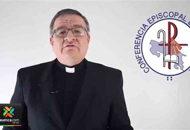 Comunicado de la iglesia católica