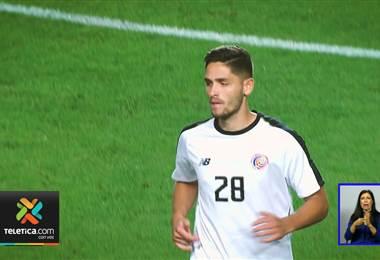 Ir a la Selección podría haberle costado su puesto en la titular Alajuelense a Jonathan Moya
