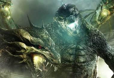 Godzilla II: Rey de los monstruos - 2019