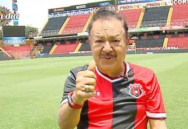 Conozca la historia de Gilberth 'El Brujo' Castro uno de los personajes de Alajuela