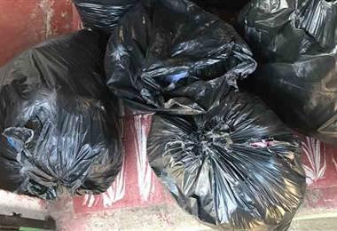 Policía recupera mercadería robada durante actos vandálicos en Puntarenas