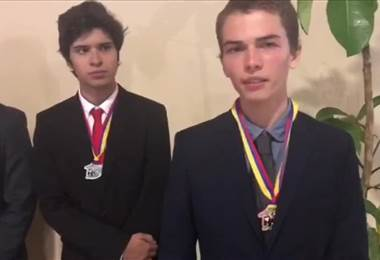Costa Rica ganó dos oros, una plata y un bronce en Olimpiada Iberoamericana de Biología