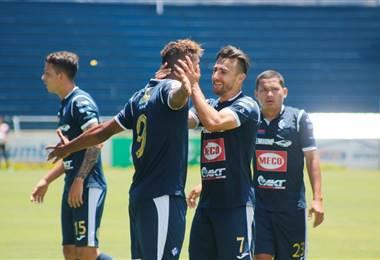 Marcel Hernández, delantero cubano del Cartaginés.|Prensa Cartaginés