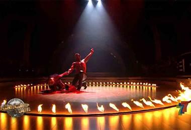 Pablo Rodríguez bailó paso doble en la segunda gala de Dancing With The Stars