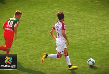 Christian Bolaños responde con goles a su regularidad en Saprissa