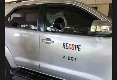 Amenazan y disparan a funcionarios de Recope que no participan de la huelga