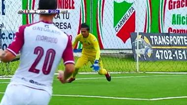 Reviva el partido Carmelita vs Saprissa 16 Setiembre 2018