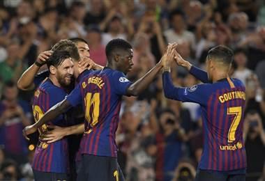FC Barcelona |AFP.
