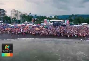 Costa Rica será sede de una fecha de la liga mundial de surf