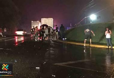 Fuerza Pública interviene en Barranca