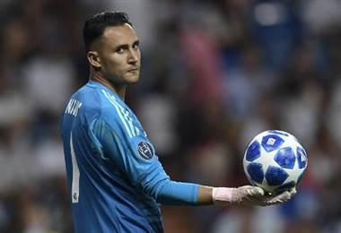 Keylor Navas, portero del Real Madrid.|AFP