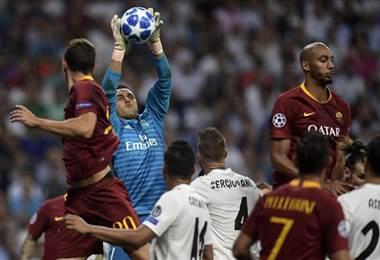 Keylor Navas, guardameta costarricense del Real Madrid |AFP.