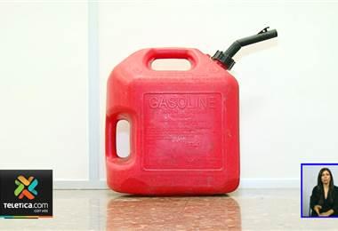 Aunque no es una práctica recomendada tome en cuenta algunos consejos si debe almacenar combustible