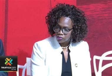 Canciller Epsy Campbell será la oradora ante la asamblea de la ONU