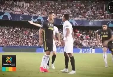Polémica expulsión de Cristiano Ronaldo se analiza desde todos los ángulos