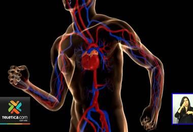 Campaña que busca generar conciencia sobre los problemas cardiovasculares en ticos